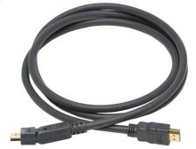 10' HDMI Cable; Includes 1 pivoting end and 1 straight end