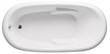 Tub Only/Soaker Oval without Airbath