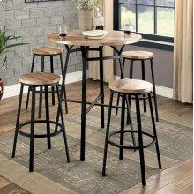 Mcglinn 5 Pc. Bar Table Set