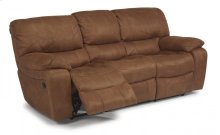 Grandview Fabric Power Reclining Sofa