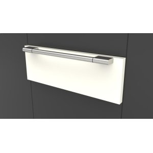 "Fulgor Milano30"" Pro Warming Drawer - Glossy White"