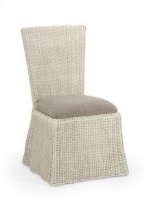 Savannah Dining Chair - White