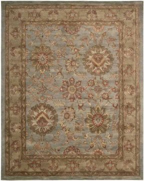 Jaipur Ja19 Aqu Rectangle Rug 7'9'' X 9'9''