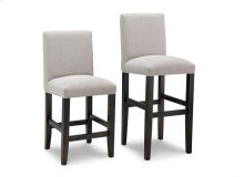 """Cordova 24"""" Counter Chair Fabric/Bonded Leather"""