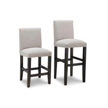 """Cordova 24"""" Counter Chair in Fabric"""