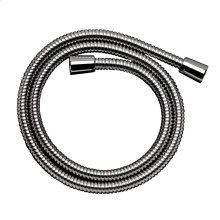 Chrome Metal shower hose 1.25 m
