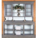 "#509 Lowndes Hutch 82""wx16""dx90""h Product Image"