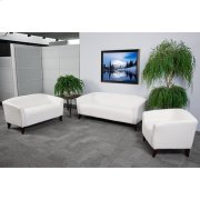 HERCULES Imperial Series Reception Set in White Product Image