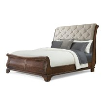 Trisha Yearwood Queen Sleigh Bed