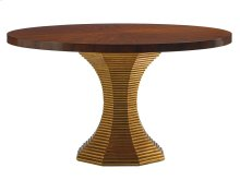 Regency Round Dining Table