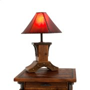Western Traditions - Golden Gate Table Lamp Product Image