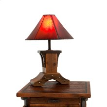 Western Traditions - Golden Gate Table Lamp