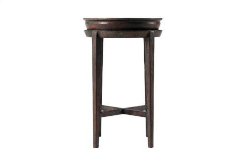 Newton Accent Table, Dark Echo Oak