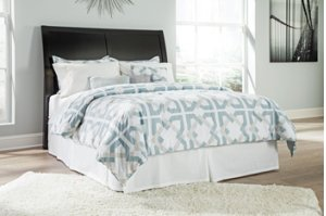 Ashley King Size Sleigh Bed