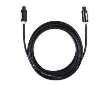 6' Digital Optical Audio Cable For Soundbars & Surround Sound