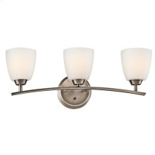 Granby Collection Granby 3 Light Bath Light BPT