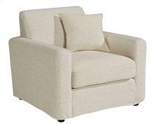 Ivory Benchmark Chair