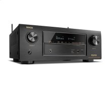 7.2 Channel Full 4K Ultra HD AV Receiver with built-in Wi-Fi and Bluetooth®, Dolby Atmos, DTS:X, HDCP2.2, HDR, Audyssey MultEQ XT32, 8/2 HDMI In/Out
