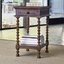 Castilian Accent Table