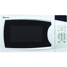.7 Cubic-ft, 700-Watt Microwave with Digital Touch (White)