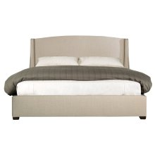 Twin-Sized Cooper Wing Bed in Espresso