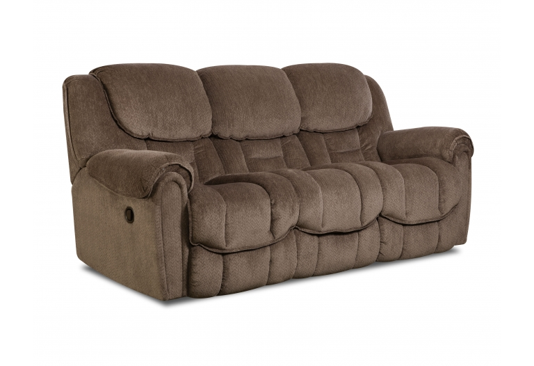 122 30 17 Double Reclining Sofa And Rocking Reclining Console Loveseat