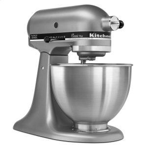 KitchenaidClassic Plus Series 4.5 Quart Tilt-Head Stand Mixer - Silver