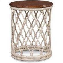 Santa Cruz Round Chairside Table