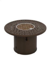 "Garden Terrace 43"" Round Fire Pit, Manual Ignition"