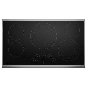 "MonogramMonogram 36"" Touch Control Electric Cooktop"