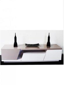 TV Stand White Glossy