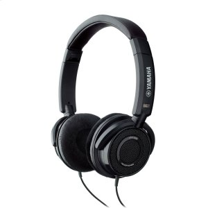 YamahaHPH-200 Black Headphones