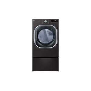 LG Appliances7.4 cu. ft. Ultra Large Capacity Smart wi-fi Enabled Front Load Dryer with TurboSteam™ and Built-In Intelligence