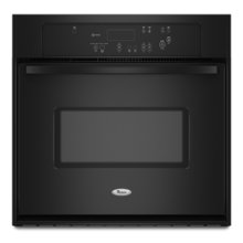 Whirlpool® 27-inch Single Wall Oven with AccuBake® Temperature Management System