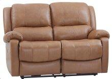 E1716 Xan Pwr Loveseat 177136lv Peanut Brown