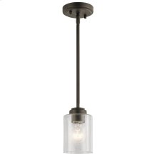 Winslow Collection Winslow 1 Light Mini Pendant OZ
