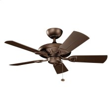 "Kevlar Climates 42"" Fan Weathered Copper"