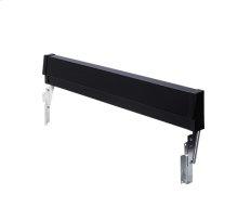 Frigidaire Black Slide-In Range Adjustable Metal Backguard