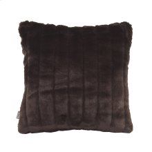 "16"" x 16"" Pillow Mink Brown"