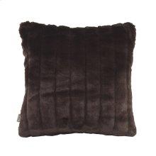 """16"""" x 16"""" Pillow Mink Brown"""