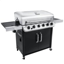 "PERFORMANCE "" 6 BURNER GAS GRILL"