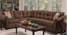 900 L/f Sectional