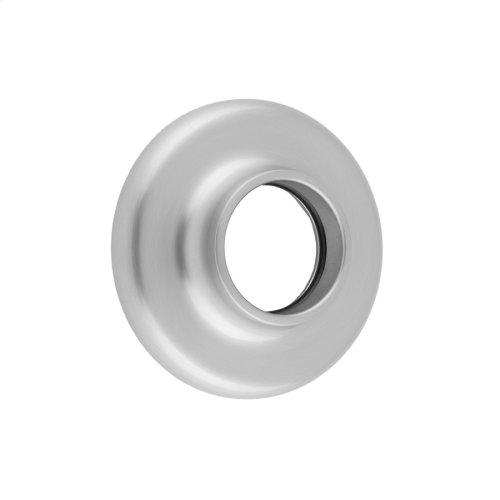 Satin Chrome - Round Escutcheon