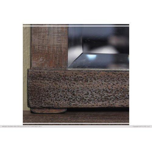 5/0 Low-Profile Footboard