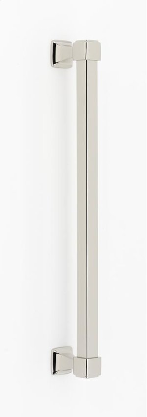 Cube Appliance Pull D985-12 - Polished Nickel