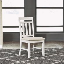 Slat Back Side Chair (RTA)