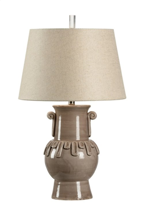 Dolan Lamp - Grey