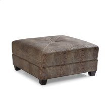 Montgomery Cocktail Ottoman - Gator Tail Burnished Sale!