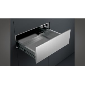 "Fulgor Milano30"" Warming Drawer - stainless Steel"