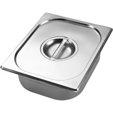 Warming Pan with Lid - 1/2 Size